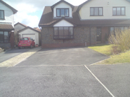 New Driveway, Cook in Swansea - BEFORE