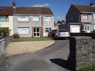 Daniels Drive Bridgend - BEFORE