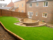 Davies Landscaper Bryncethin - AFTER
