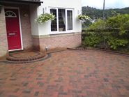 Jones Caerphilly, New Block Driveway - AFTER
