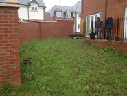 Premier Landscaper Bridgend - BEFORE